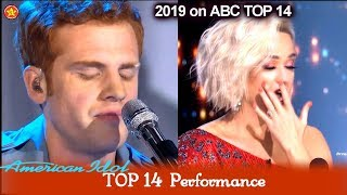 "Jeremiah Lloyd Harmon ""We All Fall In Love Sometimes"" KATY PERRY CRIED  