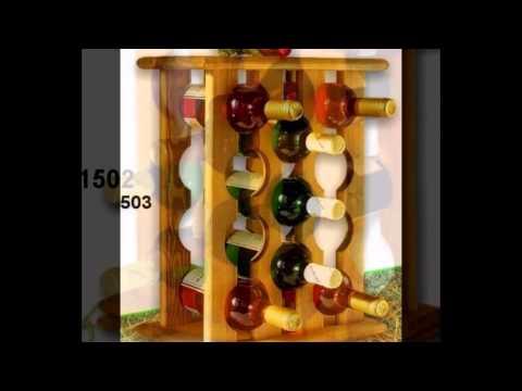Drevené výrobky a dekorácie