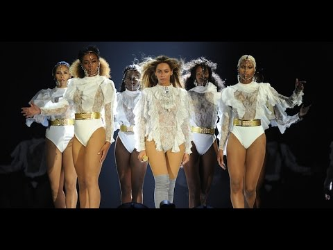 Beyoncé  Performing Crazy in Love & Naughty Girl at Miami Formation World Tour 2016 (Full Concert)