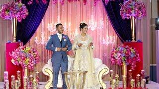 Fusion Wedding at The Palace at Somerset Park