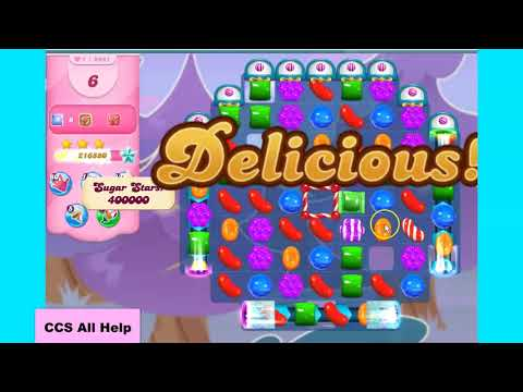 Download Candy Crush Saga Level 9981 NO BOOSTERS Cookie