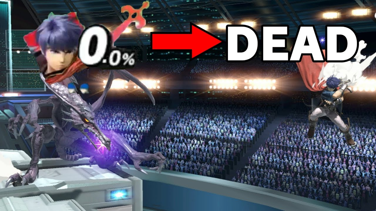 Most Dominating 0-Deaths in Smash Ultimate #13