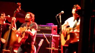 The Avett Brothers - The Once and Future Carpenter - Greensboro, NC 10/8/2011