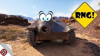 World of Tanks - Funny Moments | BLIND SHOTS & RNG MOMENTS! (WoT, July 2018)