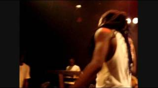 Beenie Man Live 2009 @ Bruxelles My neck my back & Frame I & I
