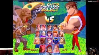 ULTRA 2 OLD 2 FURIOUS - Street Fighter Alpha 2 - Top 8 Finals (TIMESTAMP) [1080p/60fps] HD