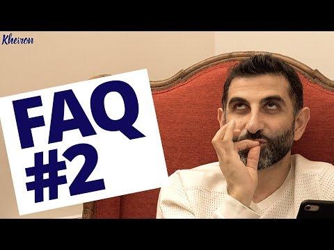 FAQ #2 - Je réponds à vos questions !