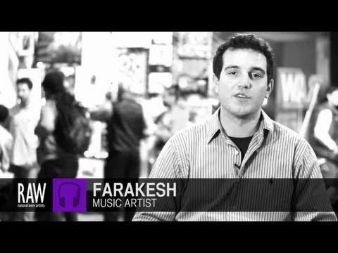 FARAKESH at RAW:Atlanta Discovery 02/21/2013
