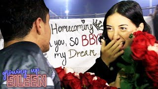 The Homecoming Proposal | Growing Up Eileen S2 EP 4