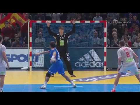Norway 22:22 Croatia - Penalty 60 minutes - Penalty NO GOAL - France Handball 2017