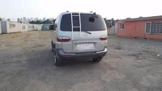 2000 Hyundai Starex SVX 4WD M/T