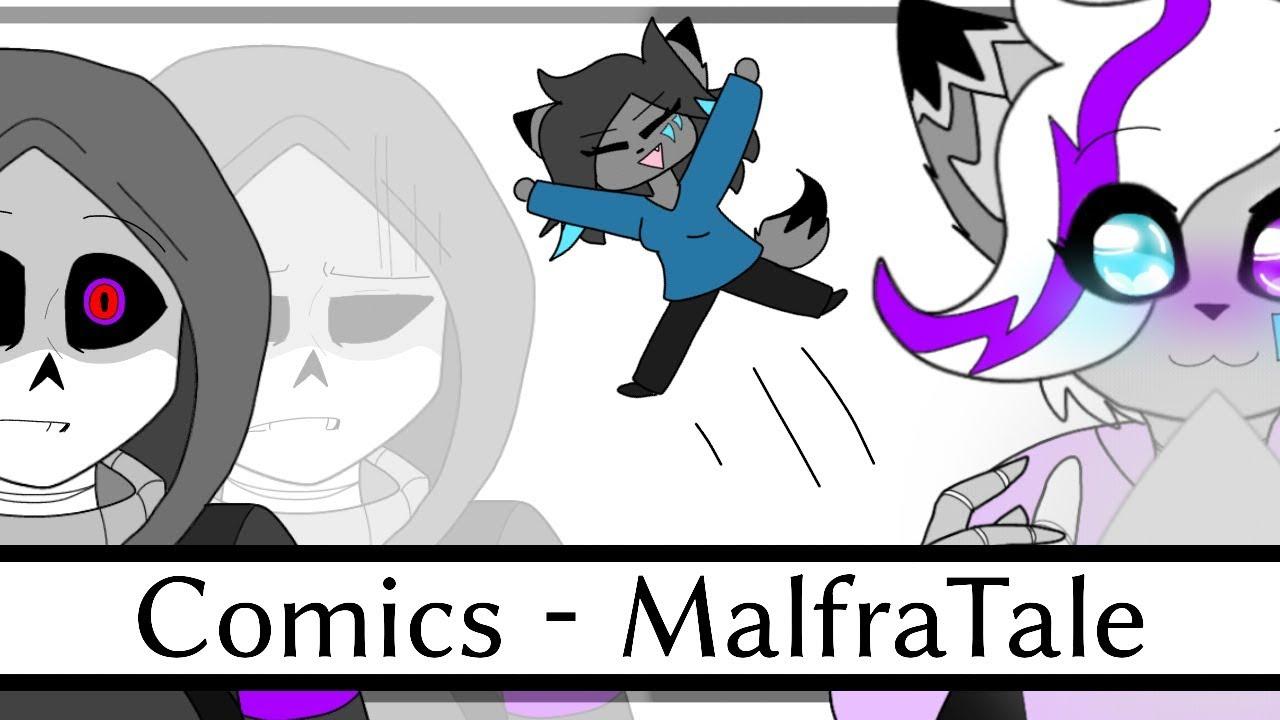 Comics (lil compilation) - [AU MalfraTale]