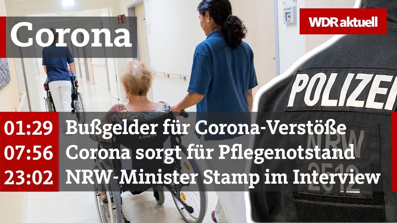 Corona Nrw SchlieГџung