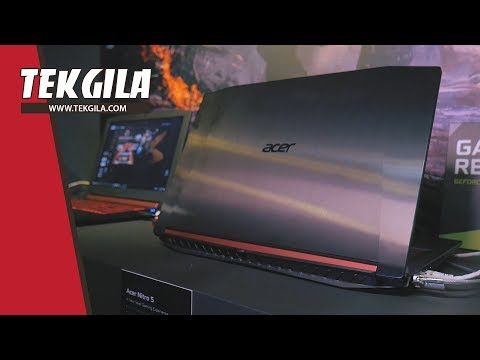 Acer Nitro 5 Laptop | COMPUTEX 2017 | Bahasa Malaysia