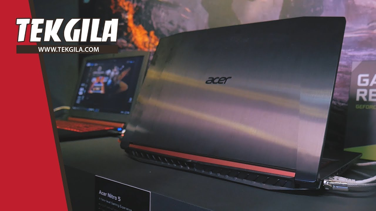 Acer Nitro 5 | NotebookReview