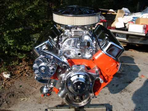 350 Chevy Crate Engines For Sale 1977 Chevy C-10 SWB 454 Big Block Project Truck Idle and rev - YouTube