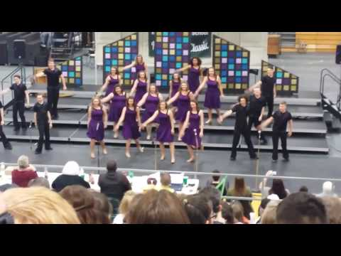 2017 Hollister High School Show Choir