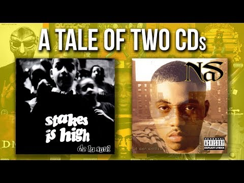 Nas, De La Soul & How Underground Hip Hop Started
