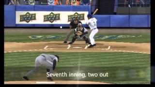 MLB 08 The Show: Toronto at New York Mets, World Series Game Six