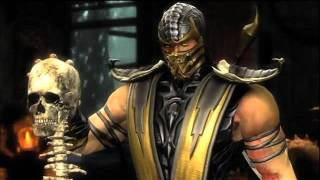 Mortal Kombat 9 Story, Part 1 of 3