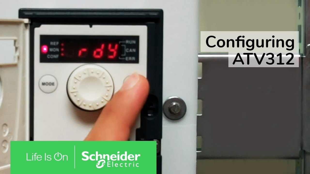 configuring atv312 for local speed and 2 wire start stop control configuring atv312 for local speed and 2 wire start stop control schneider electric support