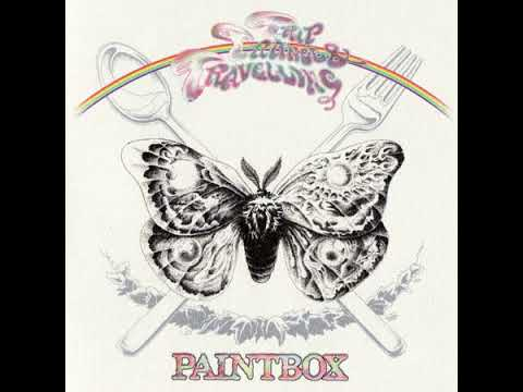 Paintbox Trip Trance and Travelling LP