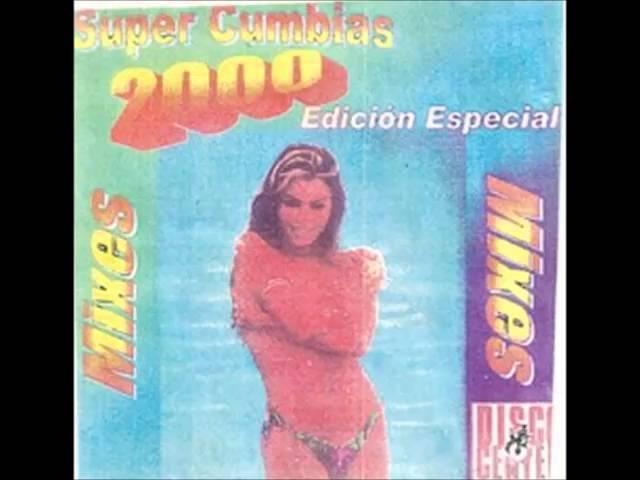 Megamix de Cumbias-Dj Mario