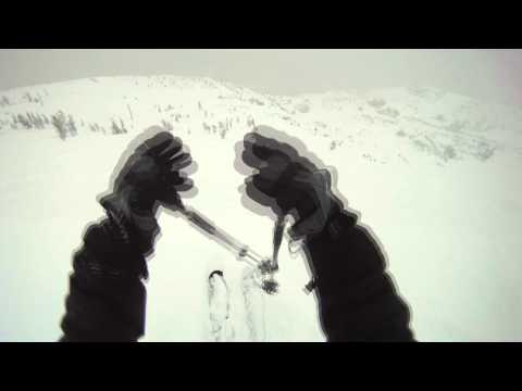 Castle Mountain Resort, Alberta -  March 1, 2011