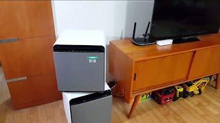 [구입기&솔직후기]삼성큐브무풍공기청정기