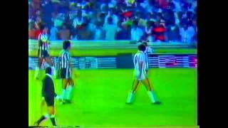 Bangu x Coritiba 1985 Final Jogo Completo+Extras !