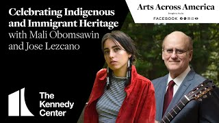 Celebrating Indigenous and Immigrant Heritage with Mali Obomsawin and Jose Lezcano