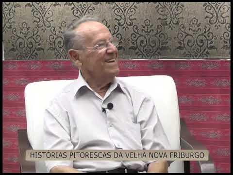 A Velha Nova Friburgo - Humberto Fontão - 22/02/2019 - Bloco 3 - Luau TV