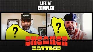 Bun B vs Mayor in a Sneaker Battle   #LIFEATCOMPLEX