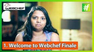 #fame food - WebChef Finalist Samina Patel At ITC Grand Chola hotel in Chennai
