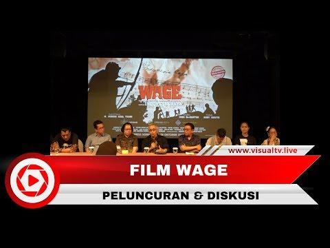Premier Film Wage, Bukan Sekadar Film Biopik