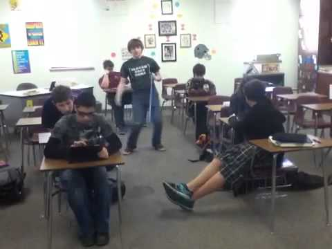 Savoy high school harlem shake