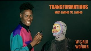 Transformations with Shea Couleé & James St. James