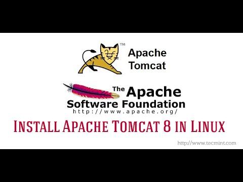 How to Install and Configure Apache Tomcat 8.0.23 in Ubuntu Server 16.04, CentOS 7 & Fedora 24