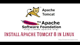 How to Install and Configure Apache Tomcat 8.0.23 in Ubuntu Server 15.04, CentOS 7 & Fedora 23/22