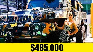 Video 8 Military Vehicles That Even YOU Can Buy! download MP3, 3GP, MP4, WEBM, AVI, FLV Agustus 2018