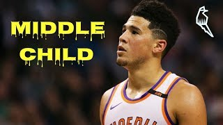 Devin Booker Mix ~ MIDDLE CHILD