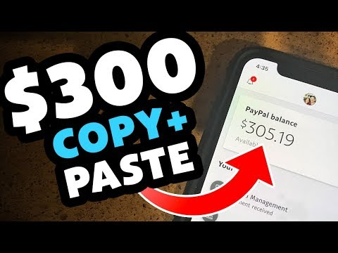 Make $100 - $300 Per Day To Copy and Paste Ads (FULL TRAINING)