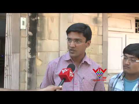 VTV - KUTCH UNIVERSITY PROFESSOR AND STUDENT VOTER AWARENESS
