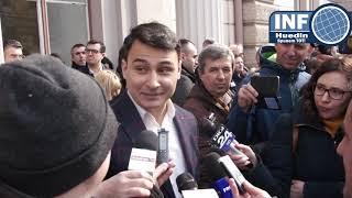 InfoHuedin.ro - Magistratii din Huedin, la protestul din Cluj-Napoca - 01.03.2019