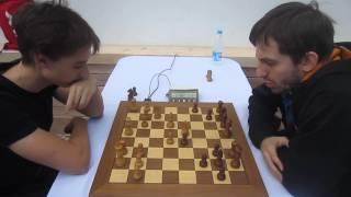 chess blitz GM Dubov – GM Grischuk