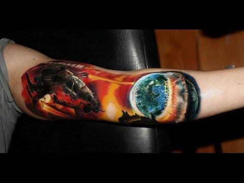 Tatuajes Bonitos En El Brazo Youtube