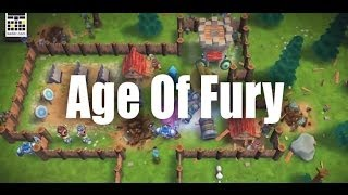 Обзор игры для iOS Age Of Fury 3D - keddr.com