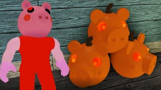 Piggy Book 2 SPOOKY HUNT! New Update Halloween - Roblox Piggy Part 15