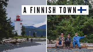 SOINTULA: Visiting a FINNISH TOWN ?? + Former Utopia on Malcolm Island, BC