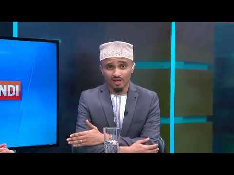 One on one interview with Ibrahim khan at K24 channel-  2019 (Swahili version)